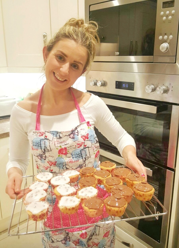 Claire's baking