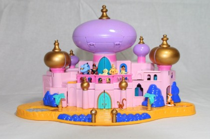 Aladdin polly pocket