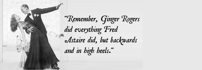 ginger rodgers