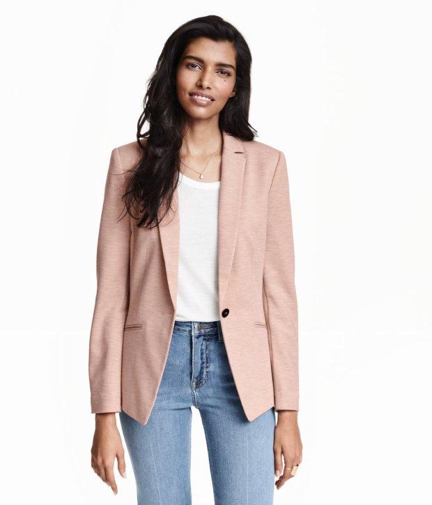 Jersey Jacket H&M
