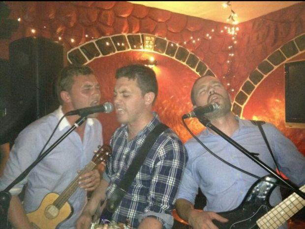 Niall, Paul, Keith