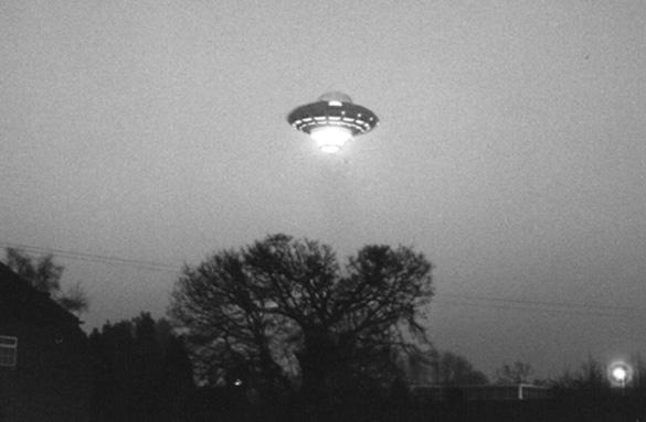 richard branson UFO