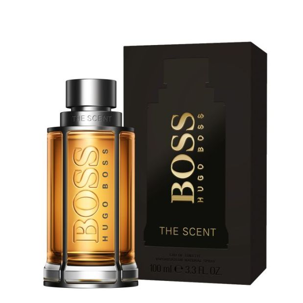 Boss The Scent 100ml boxed €91.00 Feb16
