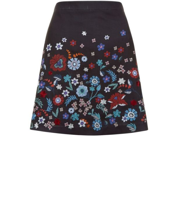 New Look AW16 skirt