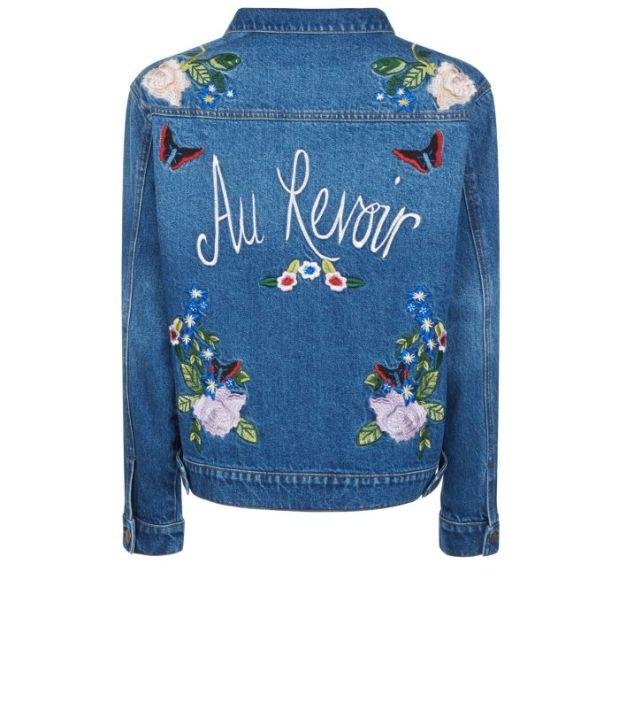 New Look AW16 denim jacket