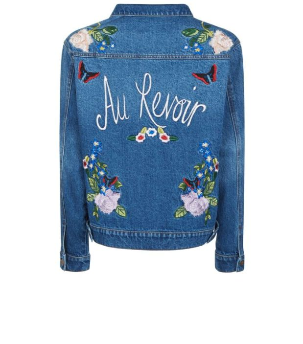 New Look AW16 denim jacket