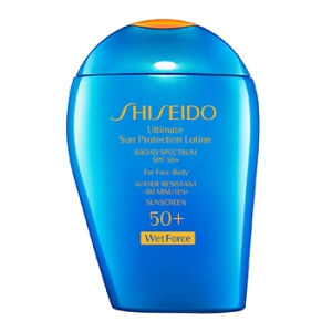 Shiseido Wet Force Sun Protection